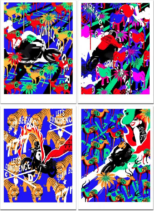 collage arevalo